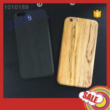 2016 4.7/ 5.5inch 5 Colors wooden Pattren PU Mobile Phone Soft Case for iphone 6 6s plus
