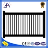 OEM High Quality Wholesale Black Aluminum Fence Slats