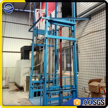 china hydraulic electric small used cargo elevator