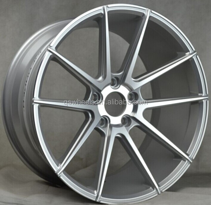 fashion wheel 5x100 for sale 18 inch new designs concave PCD 5x114.3 rims replica wheels for toyota