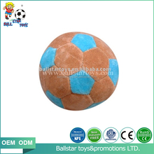 soft Stuffed have different plush colorful soccer toys ball