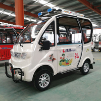 60V 1.2KW 2 seat small cars cheap electric cars four wheel electric car vehicle for sale with CCC Dot certification