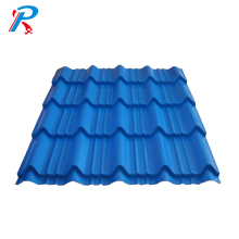Galvanized Corrugated steel /iron roofing sheets color coated sheet
