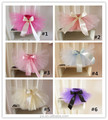 P & W Tutu Dress - Newborn 0 3 6 9 12 18 24 Months Halloween Birthday, Photo Prop, Costume Baby Girl Skirt
