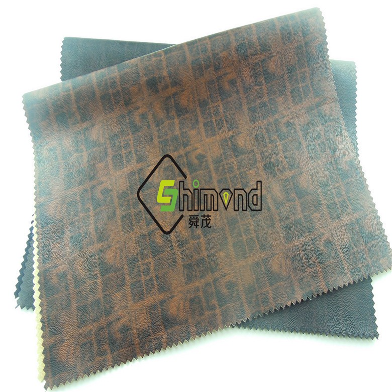 High Quality garment accessory PU Synthetic Leather for garment bag