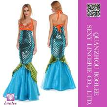 Latest cheap price most popular Sexy Adult Mermaid Costume Sexy halloween costumes for women
