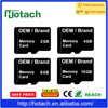 OEM Logo 4GB 8GB 16GB 32GB Flash Memory Card Secure Digital for Cell Phone