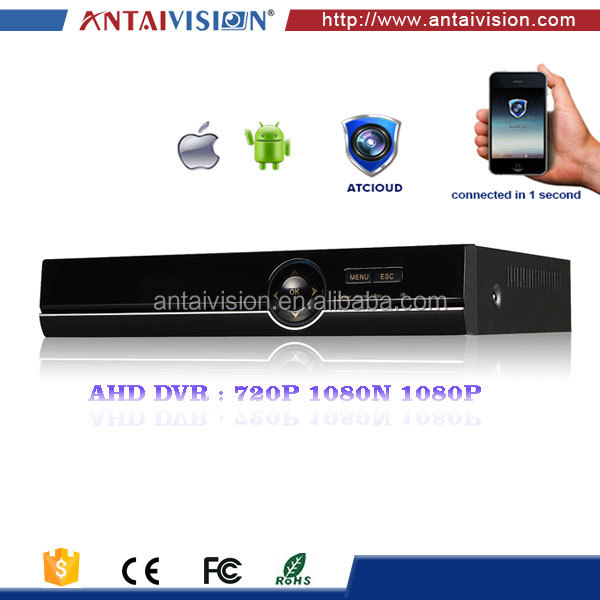 China lowest price! 16ch cctv dvr h264 dvr client support P2P 5in1 dvr
