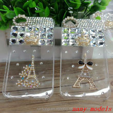 wholesale rhinestone mobile phone cover ,many modles