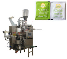Filter Tea Bag Packing Machine with Thread,Tag and Outer Envelope pirce
