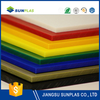 Chemical resistance hdpe plastic sheet water tank