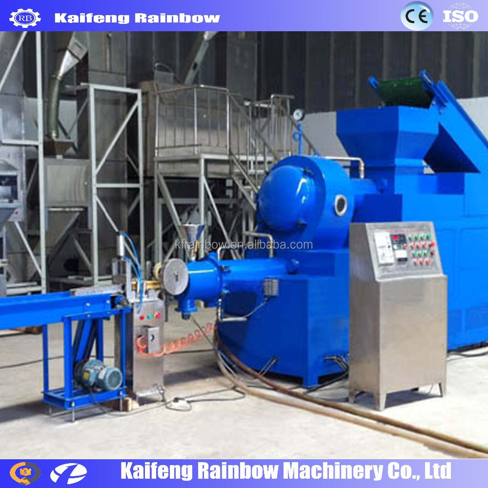 Automatic professional production laundry bar soap production machine