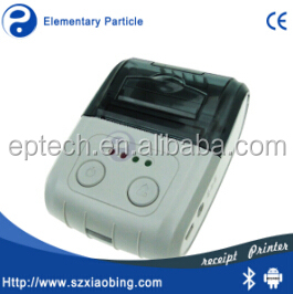 58mm direct thermal portable bluetoth label printer