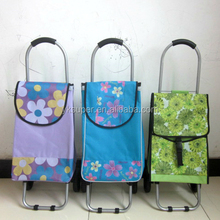 AS SEEN ON TV Any Size of High Quality Folding Shopping Trolley Bag Cooler Bag with Trolley