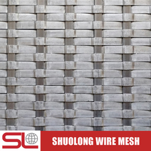 Shuolong Mesh Rigid XY-0107 Aluminum architectural mesh screen for projection