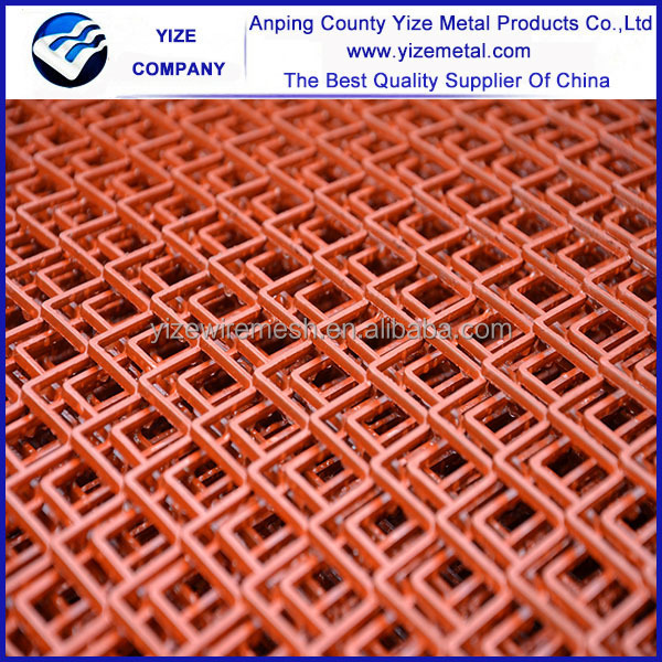 anodize aluminum expanded metal mesh steel plate nettings for shipyard