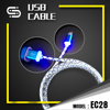 Light 3 FT Usb Cable For