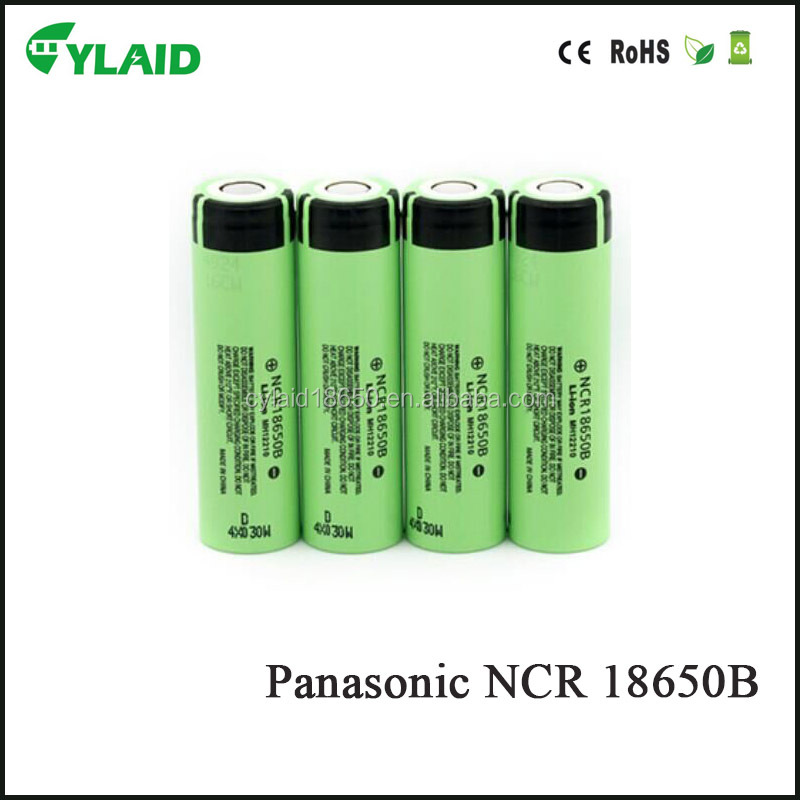 car battery factory price 18650 battery order welcome NCR 18650B 3400mah Li ion e 18650 3.7v battery