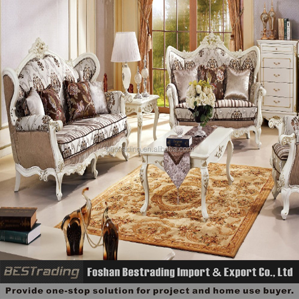 Chinese furniture,classic sofa,luxury classic european sofa set