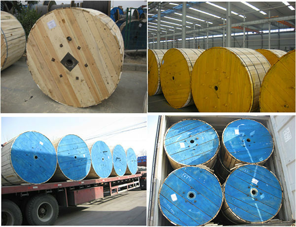 Direct Manufacturer for Stranded Galvanized Steel Wire Rope
