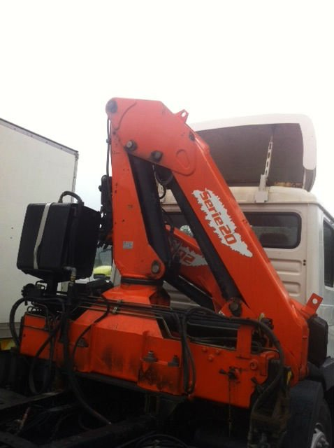 PM 20 Knucklebook Articulating Crane