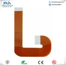 Custom make flat fpc flex cable for mobile phone