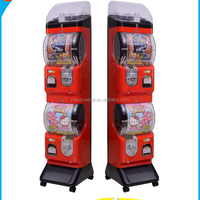 Novelty Design Coin Operated Plastic Toy