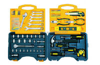 175pcs toolbox with tools motorcycle tire repair kit, mechanics screwdriver box set