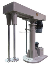 15kw-75kw Double shaft high speed chemical dissolver mixer two shaft disperser