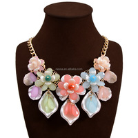 fashion african beaded necklace wholesale NS-1642301