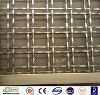 Heat-resistant fireplace used screen decorative mesh panels