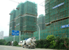 High Quality Construction Scaffolding safety Netting Debris Netting