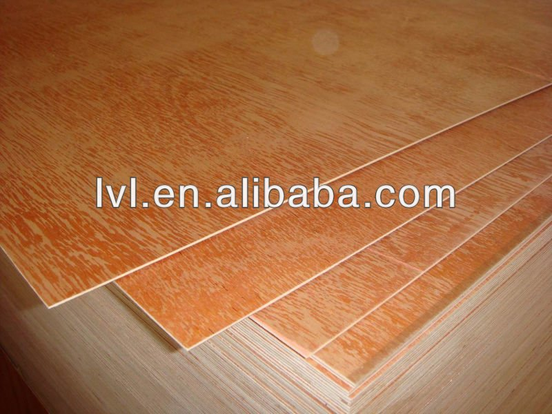 lower prices Nigeria bintangor plywood 3.6mm made in china