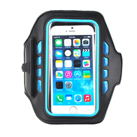 PVC Touch-screen running armband