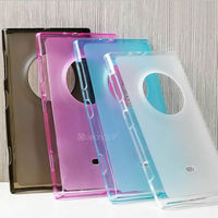 Ultra thin crystal frosted soft tpu case for Nokia Lumia 1020 2013 new products case mobile