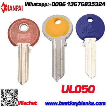 D245 Colour Universal Copy UNL5-UNL5L UL050 Cylinder House Key Blanks Suppliers