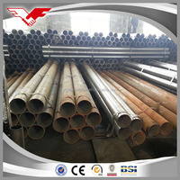 carbon erw welded straight seam steel pipe