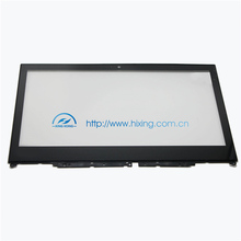 "14"" Laptop Touch Screen Digitizer Glass with Bezel for Toshiba L40DW-C"