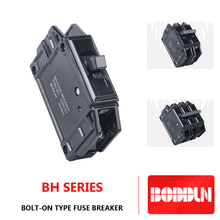 Bolt-on type mcb one Phase BH series miniature circuit breaker