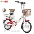 OEM brand electric bike /rechargeable Unisex electric bike/bicycles