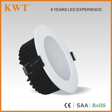 EXW price 15W Dimmable LED Downlight with SAA& CE&LVD&EMC&RoHS