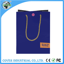 Custom music wholesale led paper bag manufacturer for gift