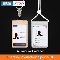 New Small Business Promotion Sale Custom printing & Size job card holder