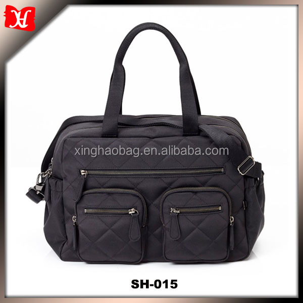 New Fashion neoprene mommy baby bag/ladies bags/holding diaper bag
