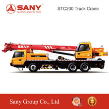 SANY Official Manufacturer STC200 20 Tons Truck Mounted Crane Mobile Crane Truck