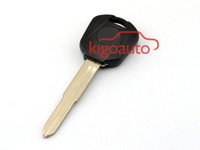 Uncut Motorcycle Key Blank for Honda Motor key