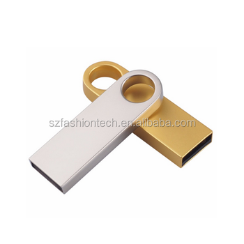 OEM Mini Metal USB flash drive waterproof USB memory stick