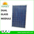High quality cheap price top brand Double-Glass solar panels for solar power system