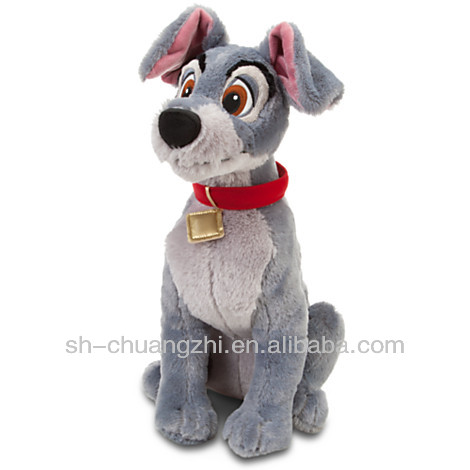 Diseny FAMA factory 'Tramp Plush Dog Lady and the Tramp 16' stuffed toy