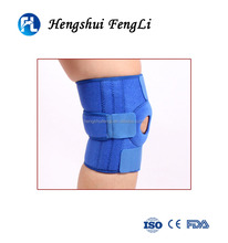 Knee Brace Support Sleeve For Arthritis-ACL- Running-Basketball-Meniscus Tear- Athletic- Open Patella Protector Wrap